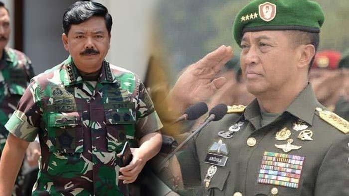 Hal Ini Bisa Gagalkan Jendral Andika Perkasa Jadi Panglima TNI, Padahal Sudah Kuat