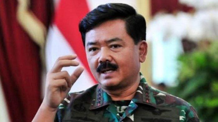 Panglima TNI Marsekal Hadi Tjahjanto: 'Saat Ini Kita Sedang Berperang dengan 3 Musuh Tak Kelihatan'