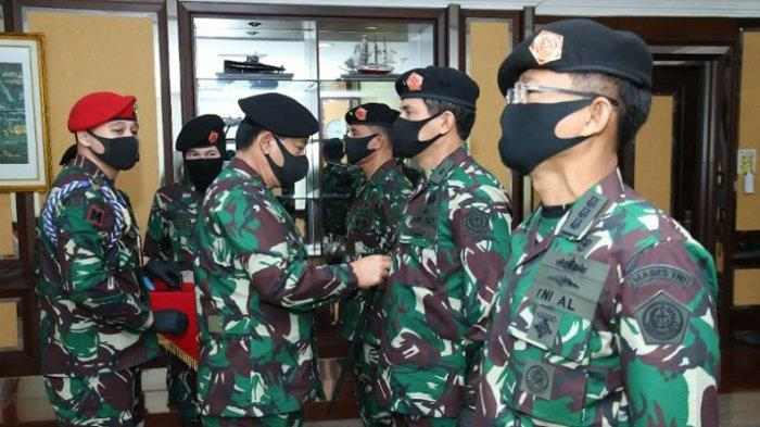 Mutasi 50 Perwira Tinggi TNI AD, AL dan AU Terbaru Dilakukan Panglima Hadi, Ada Brigjen TNI Susi