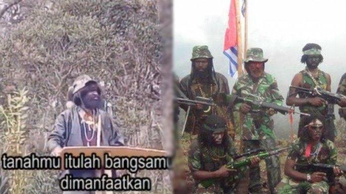 Panglima OPM Ajak KKB Kembali ke NKRI: Itulah Tanahmu Itulah Bangsamu, Jangan Mau di Manfaatkan