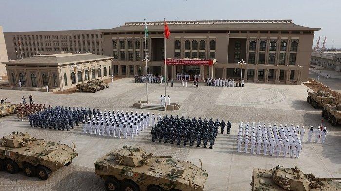 Kuasai Infrastruktur Afrika dan Indonesia, China Dirikan Pangkalan Militer di Afrika, Indonesia?
