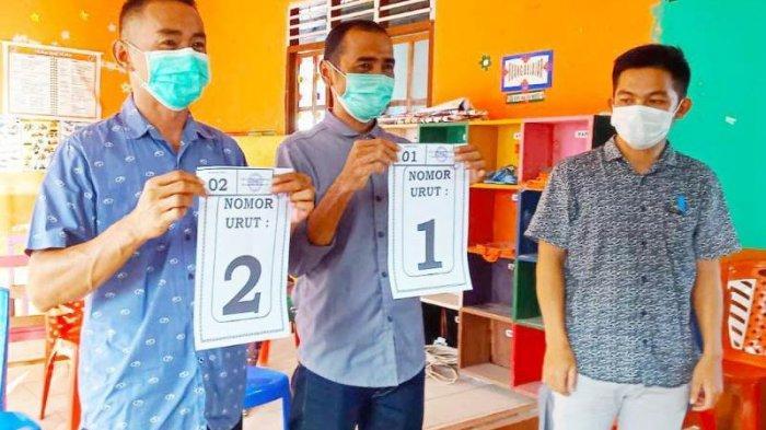 Ridwan Moha dan Lukman Nento Head to Head di Pilsang Tabilaa, Bolsel