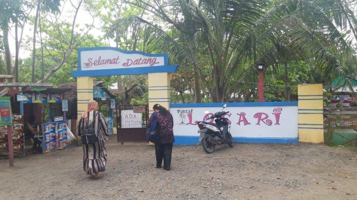 Pantai Losari Bolmong, Jadi Pilihan Warga Kota Kotamobagu untuk Liburan Keluarga