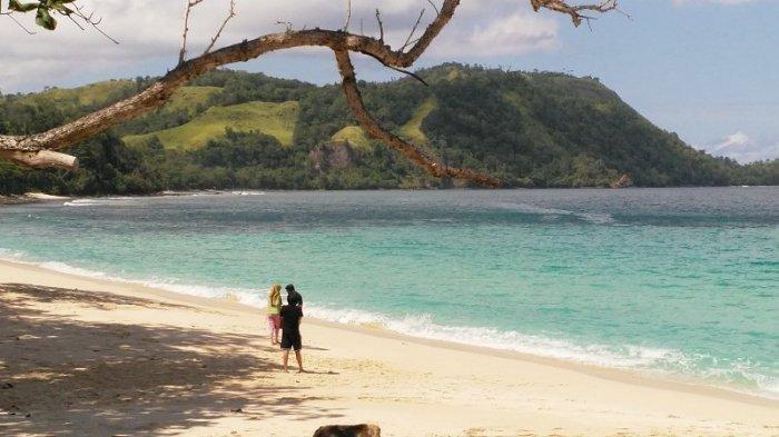 Sinyal Pantai Paal Minahasa Utara Kini Oke, Sudah 4G, Bupati Minut Joune Ganda : Menuju 5G