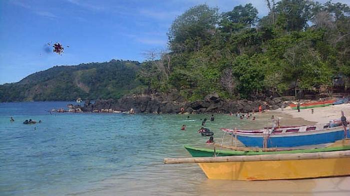 Kabar Gembira, Lokasi Wisata Pantai Pulisan Likupang Minahasa Utara Segera Dibuka
