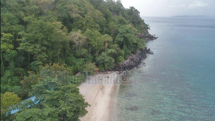 Pantai Pulisan Likupang