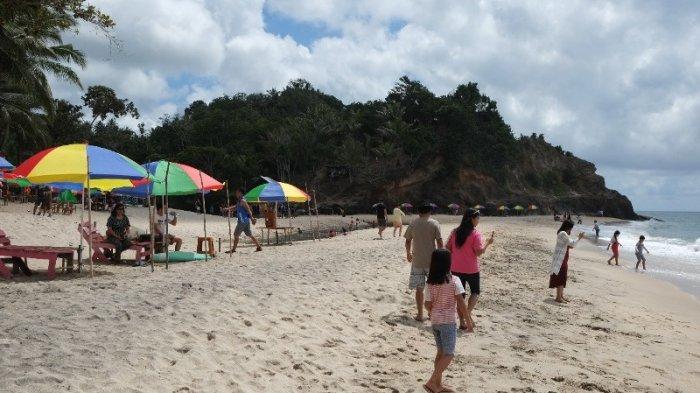 Pantai Tumpaan di Kecamatan Kakas Pilihan Terbaik Berakhir Pekan