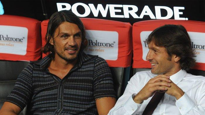 Maldini Warning AC Milan, Cuma Berjarak 1 Poin dengan Inter Milan, Target Utama Liga Champions