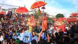 Fernando Bangga Jadi Dewa Nacha, Anak-anak Bakal Perankan Dewa dalam Goan Siau