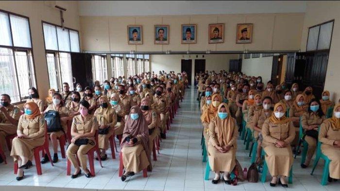 Hari Ini 174 CPNS Bolmong Ikuti Pelatihan Dasar