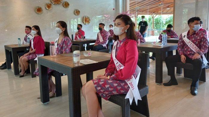 Hari Kedua Karantina, Finalis Nyong Noni Sulut Jalani Pemeriksaan Kesehatan