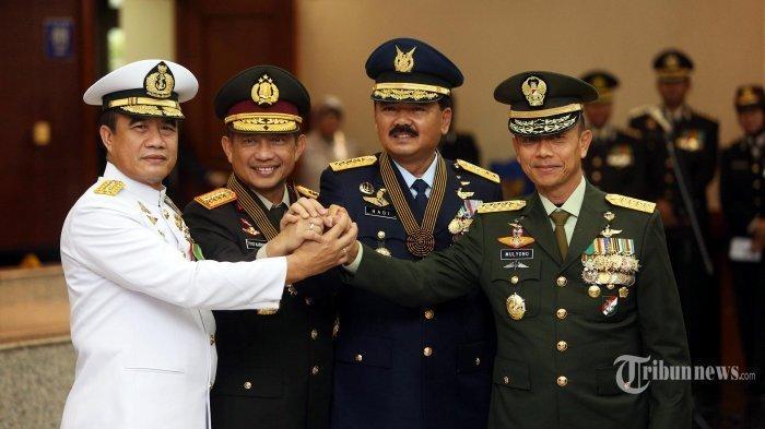 Peninjauan Aspek Hukum Jenderal TNI-Polri Rangkap Jabatan Komisaris BUMN