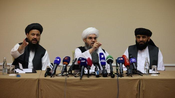 85 Persen Wilayah Afghanistan Dikuasai Taliban, Ben Wallace: Inggris akan Terlibat dengan Mereka