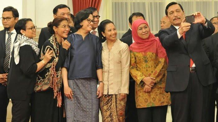 Jelang Pelantikan Presiden dan Wakil Presiden RI, Viral Bocoran Terbaru Kabinet Jokowi-Maruf Amin