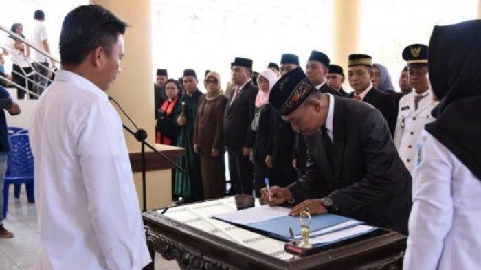 Pejabat Bolmong Rame Rame Nyatakan Diri Siap Divaksin, Komitmen Posting Foto dengan Keterangan