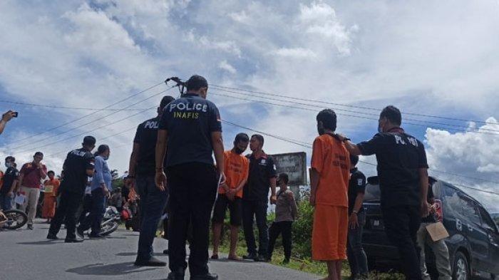 6 Pelaku Pembantaian Raja Adat di Samosir Divonis 115 Tahun Penjara