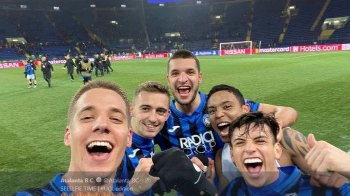 Atalanta Bikin Kejutan, Paling Didambakan di 16 Besar Liga Champion