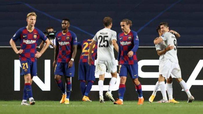 PREDIKSI Barcelona vs Bayern Muenchen: Era Baru Tanpa Lionel Messi dan Pembalasan Dendam Tragedi 8-2
