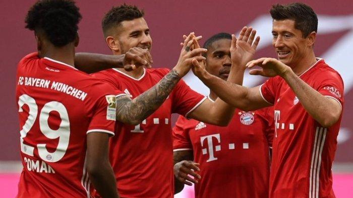 Live Streaming Liga Champions Bayern Munchen vs PSG Bakal Seru, Pil Pahit Masih Terbayang-bayang