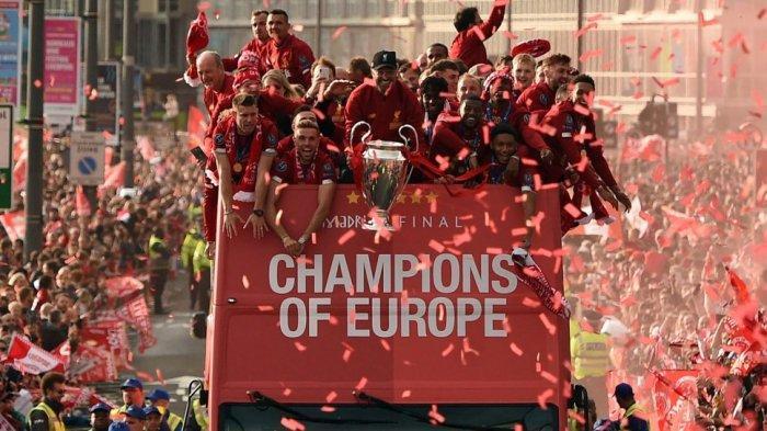 Drawing 16 Besar Liga Champions: Atletico Madrid, Lawan yang Paling Tak Diharapkan Liverpool