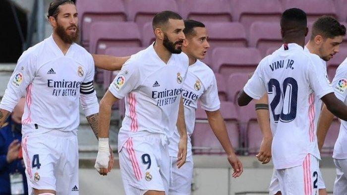 LINK Live Streaming Real Madrid vs Valencia, Laga Lanjutan Liga Spanyol, Akses di Sini