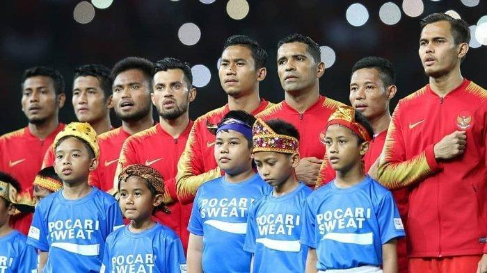 Jadwal Siaran Langsung Timnas U-23 Indonesia vs Thailand di Merlion Cup 2019 Live Indosiar