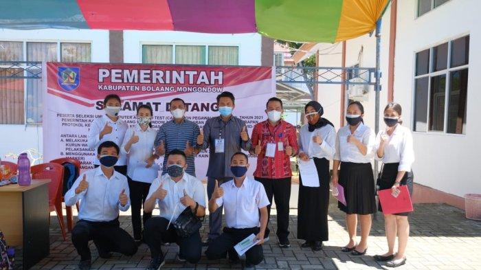 37 Peserta CPNS di Bolmong Lolos Passing Grade Hari Pertama, Berikut Daftarnya