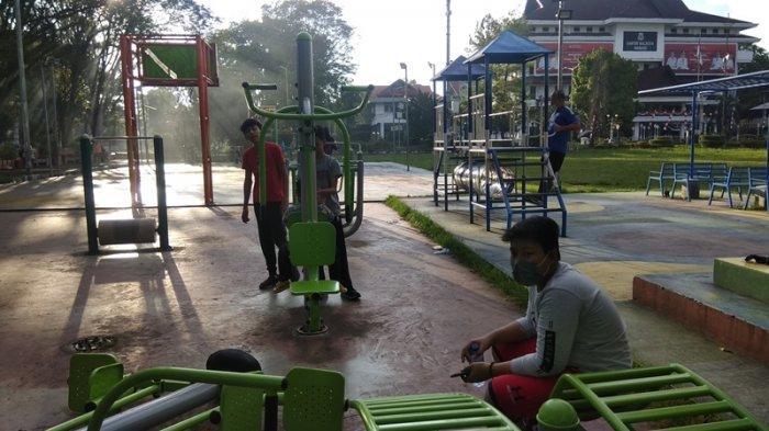 Gen Z Kota Manado Berharap Pemerintah Buka Toilet Umum di Lapangan Sparta Tikala
