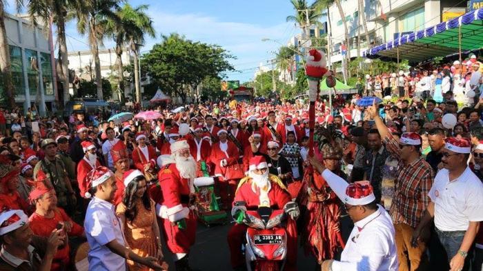 5 Tradisi Perayaan Hari Natal di Berbagai Negara, Cek Tradisi Mana yang Juga Ada di Negaramu