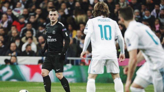 Paris Saint Germain (PSG) Vs Real Madrid