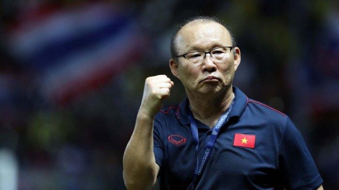 Strategi Vietnam Kalahkan Timnas Indonesia 4-0, Pelatih Park Hang-Seo Bergembira