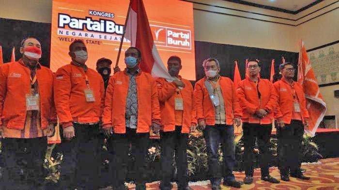 Terkait Kekuatan Partai Buruh di Sulut, Begini Tanggapan Pengamat Politik Josef Kairupan