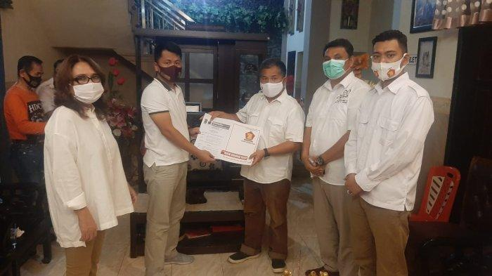 Partai Gerindra Aktifkan Korwil, Trio Tenda-Mantali-Lombok Koordinasikan Kota Manado