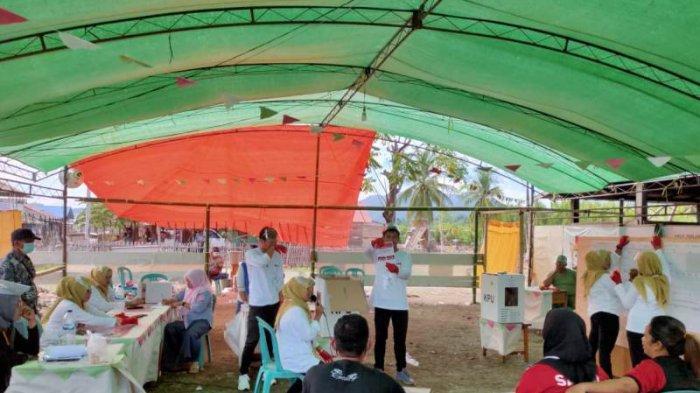 Satu Pemilih Meninggal Dunia Saat Akan Mencoblos di TPS, Sempat Kagetkan Warga Setempat