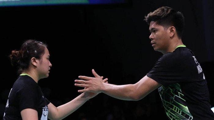 Link Live Streaming Penentuan Nasib Praveen/Melati dan Hafiz/Gloria di BWF World Tour Finals 2020