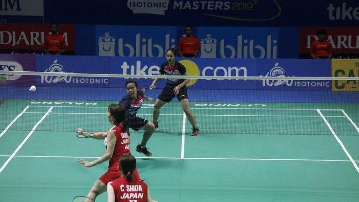 Indonesia Masters - Pasangan Baru Indonesia Tantang Seniornya di Final