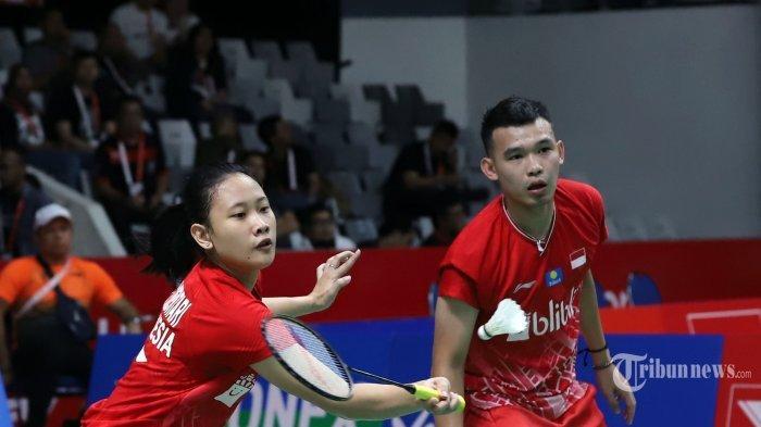 Hasil Pertandingan Piala Sudirman Indonesia VS Kanada, Hari Kedua Penyisihan Grup C
