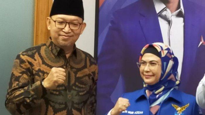 PKS Usung Putri Ma'ruf Bukan Keponakan Prabowo di Pilkada Tangsel Pada Hal Dua Kali Koalisi Pilpres