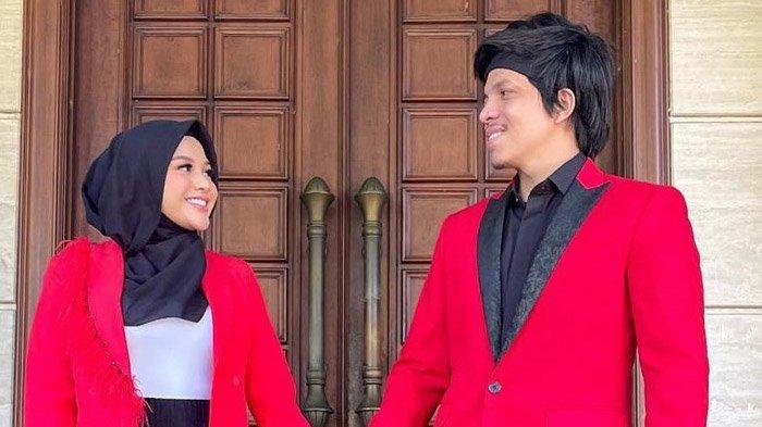 Pasangan suami istri Aurel Hermansyah dan Atta Halilintar