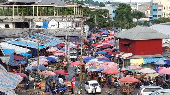 JelangHari Raya Ketupat, Pasar Bersehati Ramai