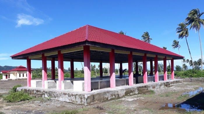 Warga Desa Iyok Boltim Kecewa dengan Adanya Pasar Tandingan