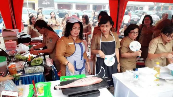 Pemkot Manado Gelar Pasar Murah di Lapangan Sparta Tikala Hari Ini Pukul 12.00 Wita