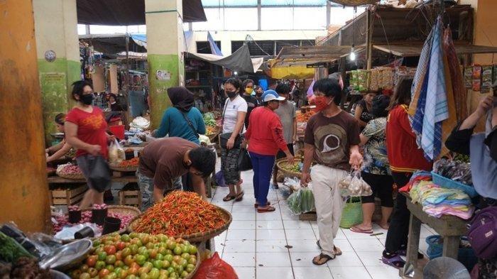 Rawan Pencurian, Keamanan Pasar Tondano Minahasa Diperketat