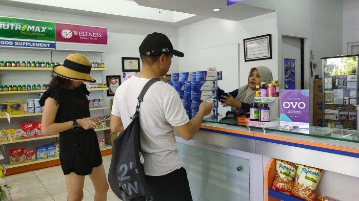 Pasca Merebak Isu Corona di Manado: Turis Cina Borong Masker di Apotek