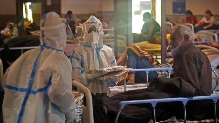 Varian Baru Covid-19 Lebih Berbahaya, Tiap 5 Menit 1 Orang di India Mati, Kekurangan Pasokan Oksigen