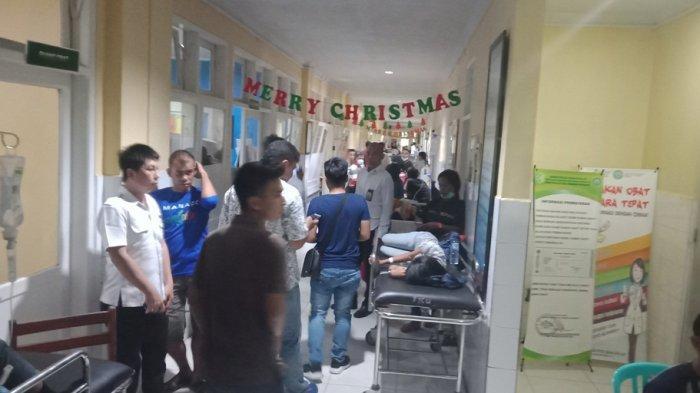 Pasien DBD Membludak, RSUP Prof Kandou Siapkan Aula, Pinjam Tempat Tidur dari TNI