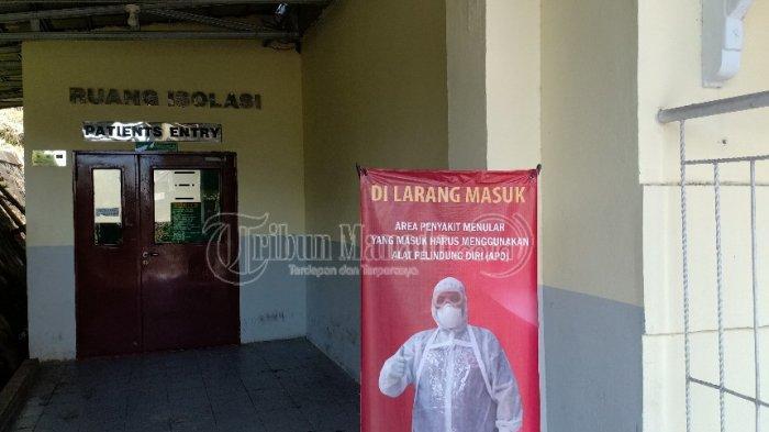 Pasien Diduga Terindikasi Virus Corona Sudah Dipulangkan dari RSUP Prof Kandou