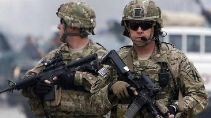Perintah Penarikan Pasukan AS dari Suriah Sudah Ditandatangani