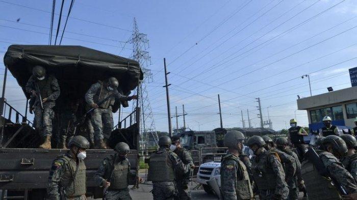 79 Napi Tewas Mengenaskan, Lantai Dipenuhi Tubuh Tanpa Kepala, Kerusuhan Mengerikan di Penjara