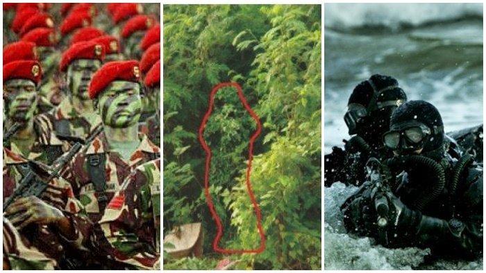 Nasib KKB Papua Jika Pasukan Nomor 5 Diturunkan TNI? Ini11 Pasukan Elite Indonesia Ditakuti Lawan